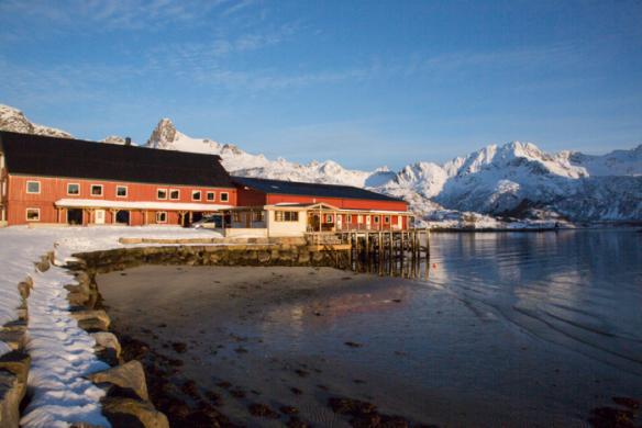 Lofoten 12 Lofoten Ski Lodge