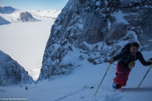 Ross Hewitt Baffin Island Ski Expedition