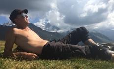 Ross Hewitt Mountain Guide Julbo Chamonix